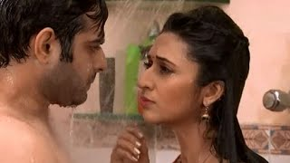vuclip Yeh Hai Mohabbatein 27th October 2014 - Raman And Ishita Bathroom Scene