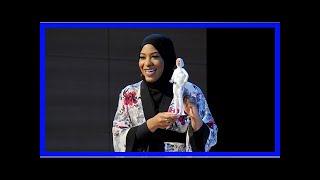 Une poupée Barbie voilée pour honorer l'escrimeuse Ibtihaj Muhammad
