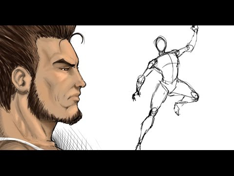 Ram Studios Comics - Live Stream 005 - Painting and Color Tips