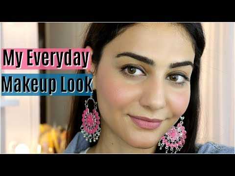 MY EVERYDAY LOOK USING DRUGSTORE PRODUCTS ONLY | SIMMY GORAYA