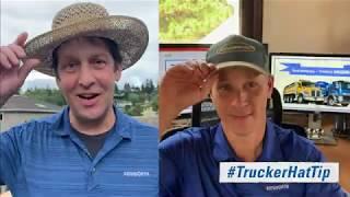 Kenworth Hat Tip for TruckersFund.org