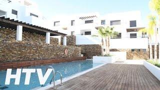 Apartamentos Los Patios Playa Macenas en Mojácar