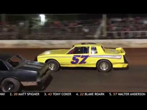 Sumter Speedway Recap 8/3/2019