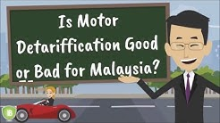 Motor detariffication in Malaysia and how it affects the price of your car insurance