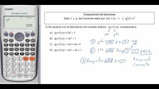 Composición de funciones con Calculadora!