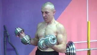 Упражнения с гантелями в домашних условиях. Атлетизм (№ 2)(Вы можете заказать у нас индивидуальную (персональную) программу тренировок http://atletizm.com.ua/personalnyj-trener/uslugi..., 2014-03-14T10:16:16.000Z)