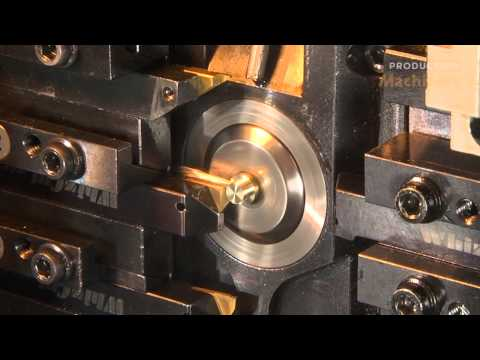 """Redefining """"Swiss"""" for Medical Machining"""
