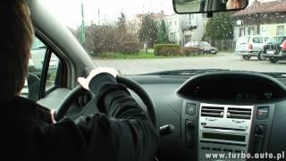 Parkowanie prostopadłe tyłem z lewej strony - Egzamin praktyczny - Technika jazdy z SK TURBO