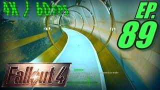 Fallout 4 Walkthrough in 4K Ultra HD / 60fps, Part 89: Institute Department Heads (Let