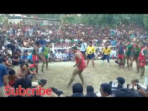 জাতীয় খেলা হা ডু ডু। National game. গ্রাম অঞ্চলের অসাধারণ খেলা দেখুন। Part -2