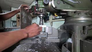 Gambar cover Cara Membuat Squaring di Mesin Milling | How to Make Squaring on The Milling Machine