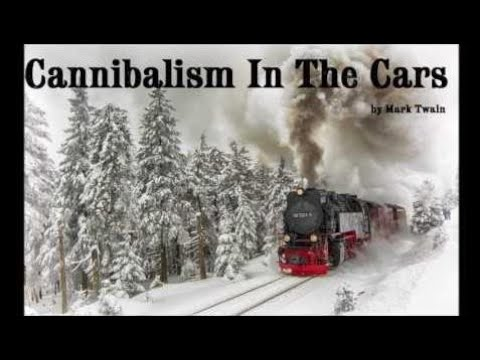 English for Beginners ▶ Cannibalism In The Cars by Mark Twain [Audiobook With Subtitles]