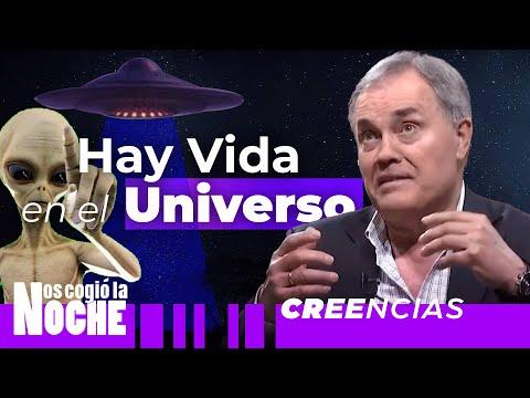 Los Extraterrestres Ayudaron A Descubrir Vida En El Universo - Nos Cogió La Noche