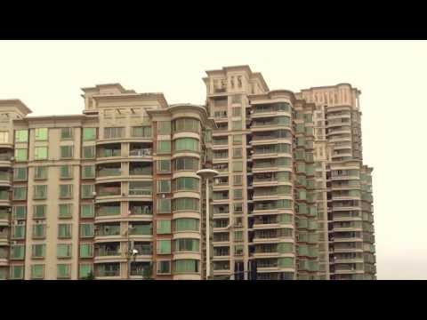 apartments don't come cheap in Shanghai Pudong