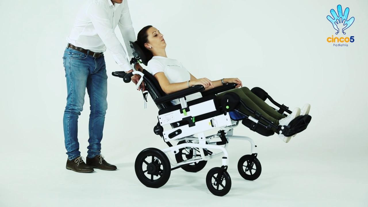 silla de ruedas juditta