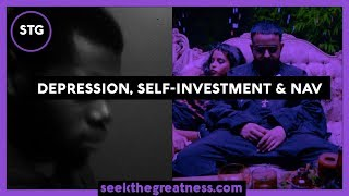 MY 3 FAVORITE NAV LYRICS THAT DEAL WITH DEPRESSION AND SELF-INVESTMENT