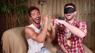 TOUCH MY BODY CHALLENGE   Lorenzo and Pedro thumbnail