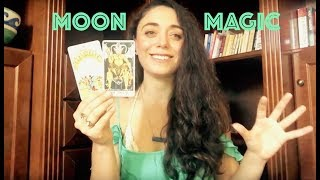 Moon Magic - Cancer New Moon & Solar Eclipse - July 2, 2019