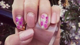Quick & Easy: Spring Inspired Nail Tutorial Thumbnail