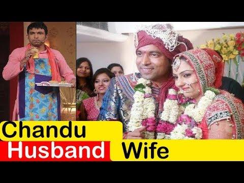 The Kapil Sharma Show - Chandan Prabhakar real life Love story Beautiful Wife must Friends