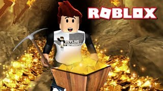 TROLLING FOR GOLD IN ROBLOX | Gold Venture