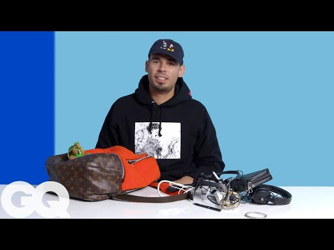 10 Things Afrojack Can't Live Without | GQ Mp3