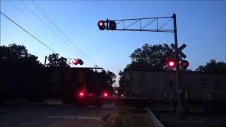 Broad Street Railroad Crossing, Cowarts, AL