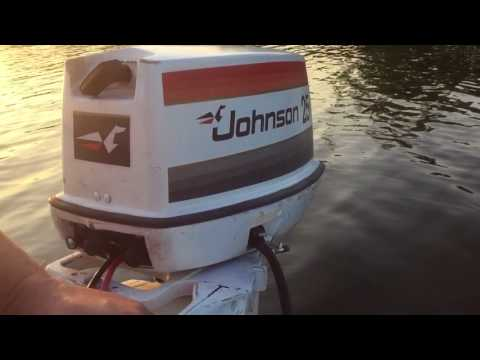 25 hp Johnson Outboard Motor Compression mercury 90 hp