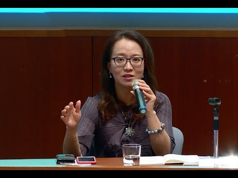 Dr Wang Lin: Shanghai - Lessons in Urban Regeneration and Conservation