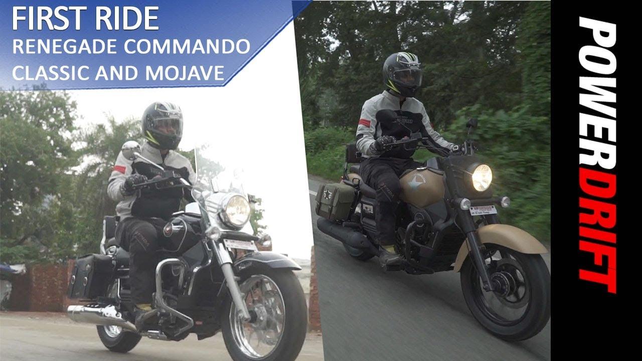 UM Motorcycles Renegade Commando Mojave Price, Images