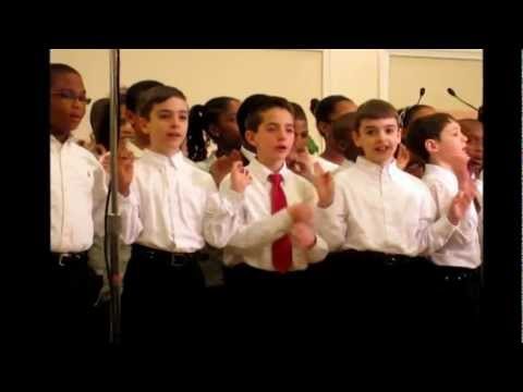 Mary E. Baker school chorus pays tribute to Martin Luther King