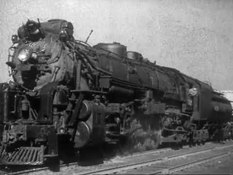 A Great Railroad at Work (1942) New Haven RR
