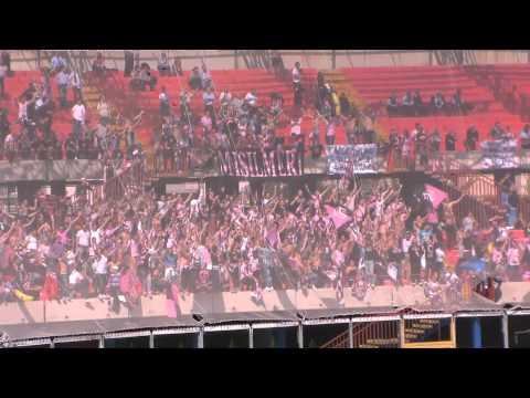 Derby Catania-Palermo: Tifosi rosanero al Massimino
