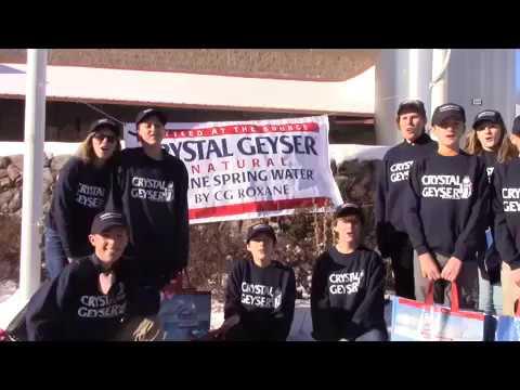 4th place - Kingswood Regional Middle School/Crystal Geyser Alpine Spring Water