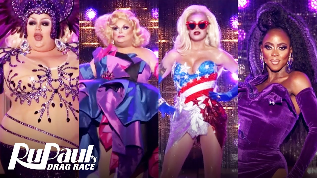 Category Is: Hall Of Fame Eleganza Extravaganza 👑 RuPaul's Drag Race All  Stars - YouTube