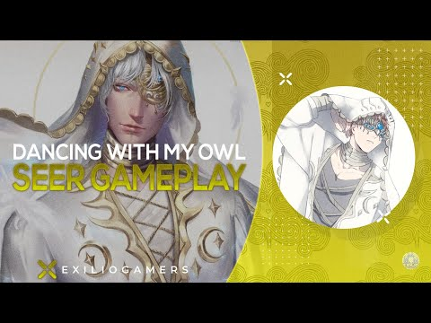 The Owl Is My Ally L Identity V Youtube