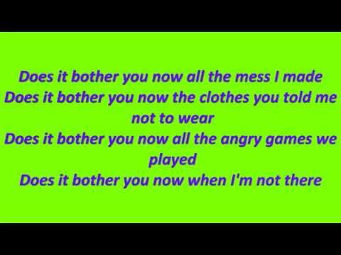 Dido - Don't Think Of Me Lyrics | MetroLyrics