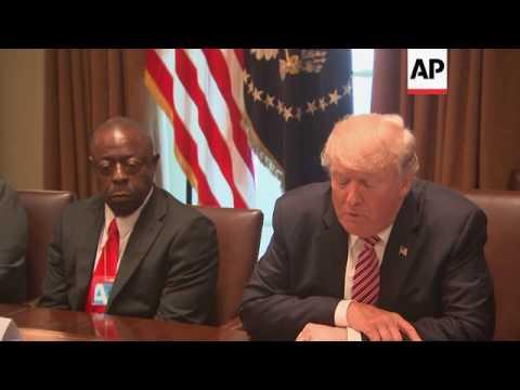 Trump Urges Passage of House Immigration Bills