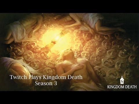 Twitch Plays Kingdom Death - S3 - Year 13 & 14 (The Hand & Gorm)