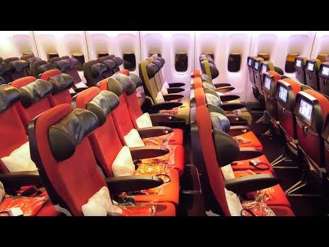 TRIP REPORT- Virgin Atlantic B747-400 - Barbados to Manchester - Economy