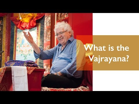What is the Vajrayana and how does it differ from the common Mahayana?