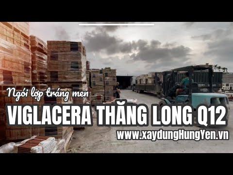 Ngói Lợp Tráng Men Xanh Viglacera Thăng Long Q12   Phân Phối Bởi Cty TNHH Đức Thắng - 0221.3 862 259