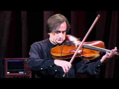 TEDxParis 2011 - Jacques Dupriez - Le violon Baryton