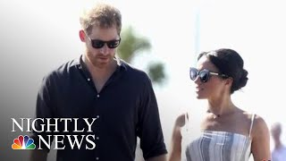 New Royal Baby Makes History With Dual U.S.-U.K. Roots | NBC Nightly News
