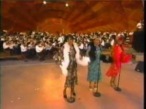 The Pointer Sisters - July 4th, 1995 - Boston Pops