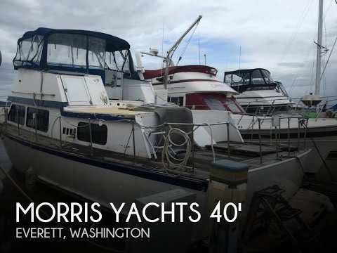 [UNAVAILABLE] Used 1967 Morris Yachts Sedan Cruiser in Everett, Washington