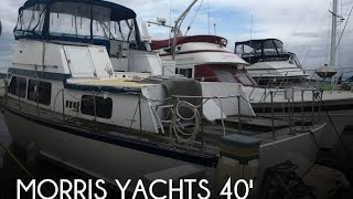 [UNAVAILABLE] Used 1967 Morris Yachts Sedan Cruiser in Everett, Washington
