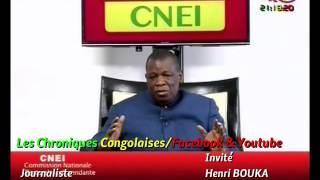 TRIBUNE SPÉCIALE SUR LA CONEI AVEC MONSIEUR HENRI BOUKA PRÉSIDENT DE LA CONEI