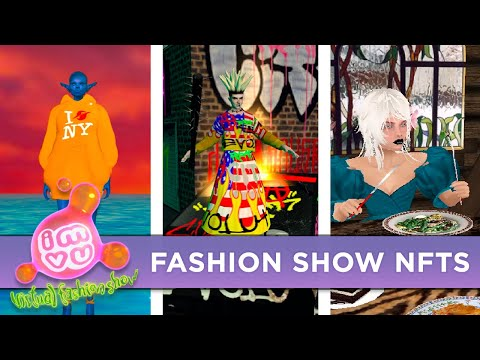 IMVU Launches First Digital Wearable NFTs - Available Now On...
