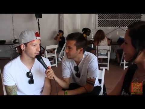 1029 the Buzz: Bnaroo 2015 interview with Twenty e Pilots